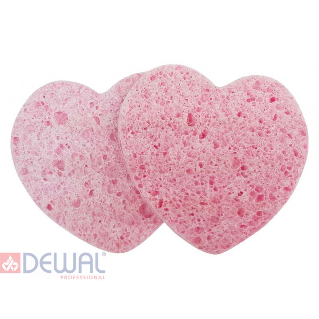 Спонж для снятия макияжа (1 шт) DEWAL BEAUTY CE-03