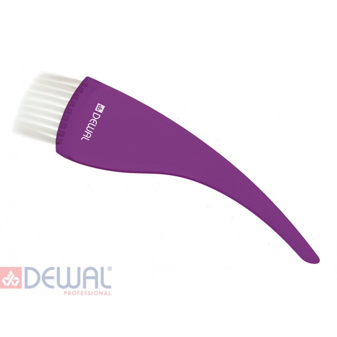 Кисть для окрашивания волос DEWAL T-13violet