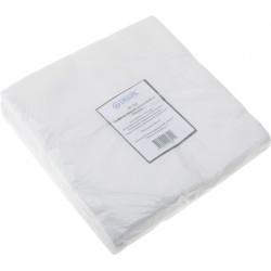 Салфетка спанлейс белый 20 х 20 см (100 шт) DEWAL 00-144