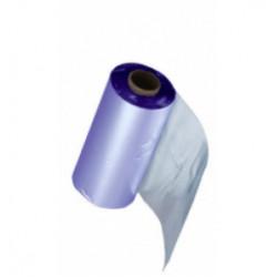 Фольга парикмахерская синяя, 25м, 16 мкм DEWAL 02-25-Blue