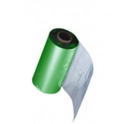 Фольга парикмахерская зеленая, 25 м, 16 мкм DEWAL 02-25-Green