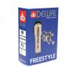 Машинка для стрижки (0,5 - 2 мм) FREESTYLE DEWAL 03-077 Gold