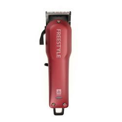 Машинка для стрижки (0,5 - 2 мм) FREESTYLE DEWAL 03-077 Red