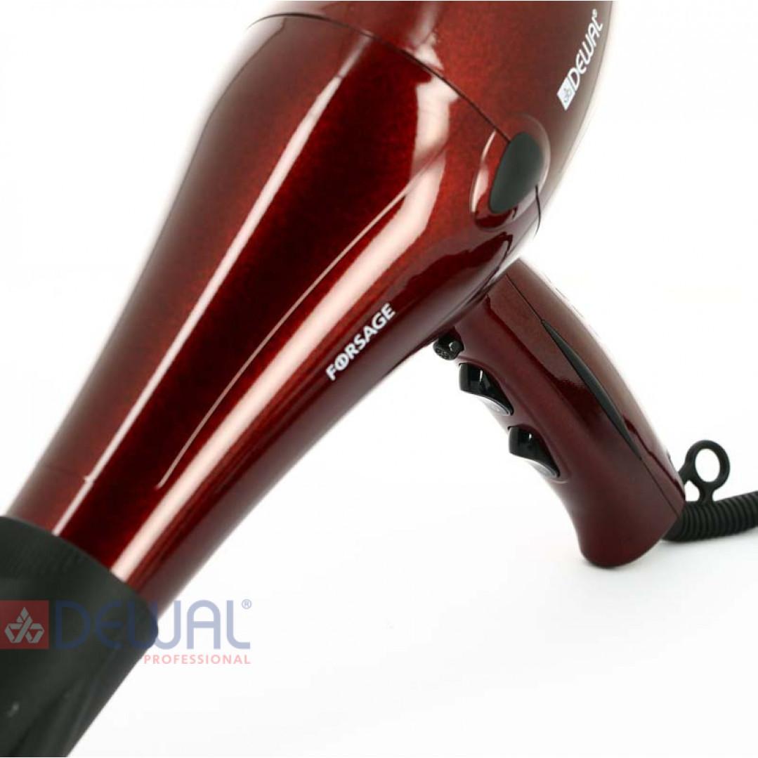 Фен 2200 Вт Forsage DEWAL 03-106 Red