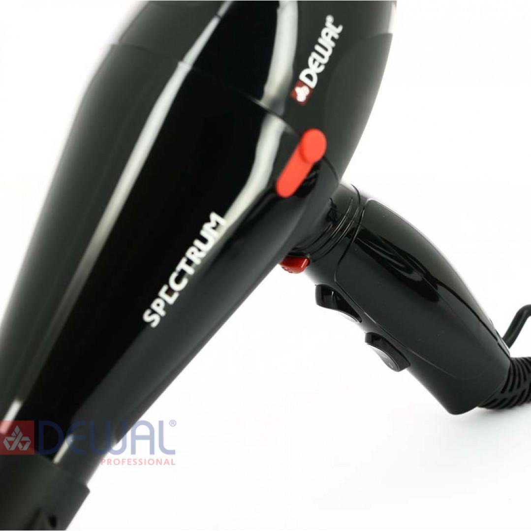 Фен 2200 Вт Spectrum DEWAL 03-110 Black