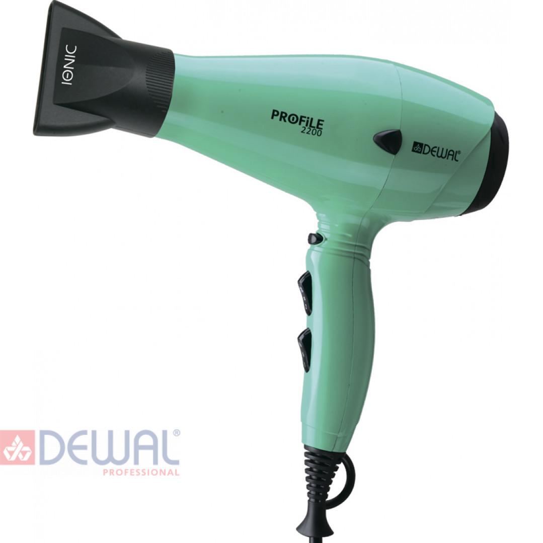 Фен 2200 Вт PROFILE-2200 DEWAL 03-120 Aqua