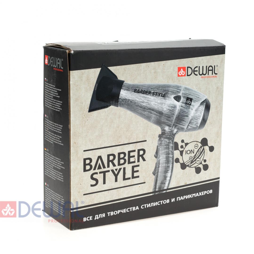 Фен 2200 Вт Barber Style DEWAL 03-120 Steel