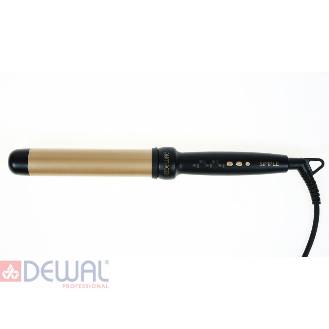 Плойка для волос SIMPLE (32 мм) DEWAL 03-32ST