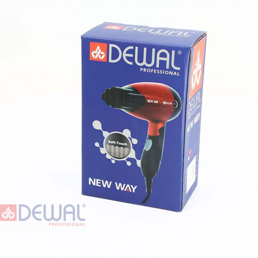 Фен 1000 Вт New Way DEWAL 03-5512 Red