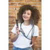 Плойка для волос SUPERSLIM (10 х 10 мм) DEWAL 03-610D