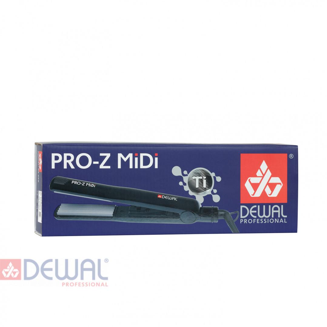 Щипцы-гофре PRO-Z MIDI DEWAL 03-66Z