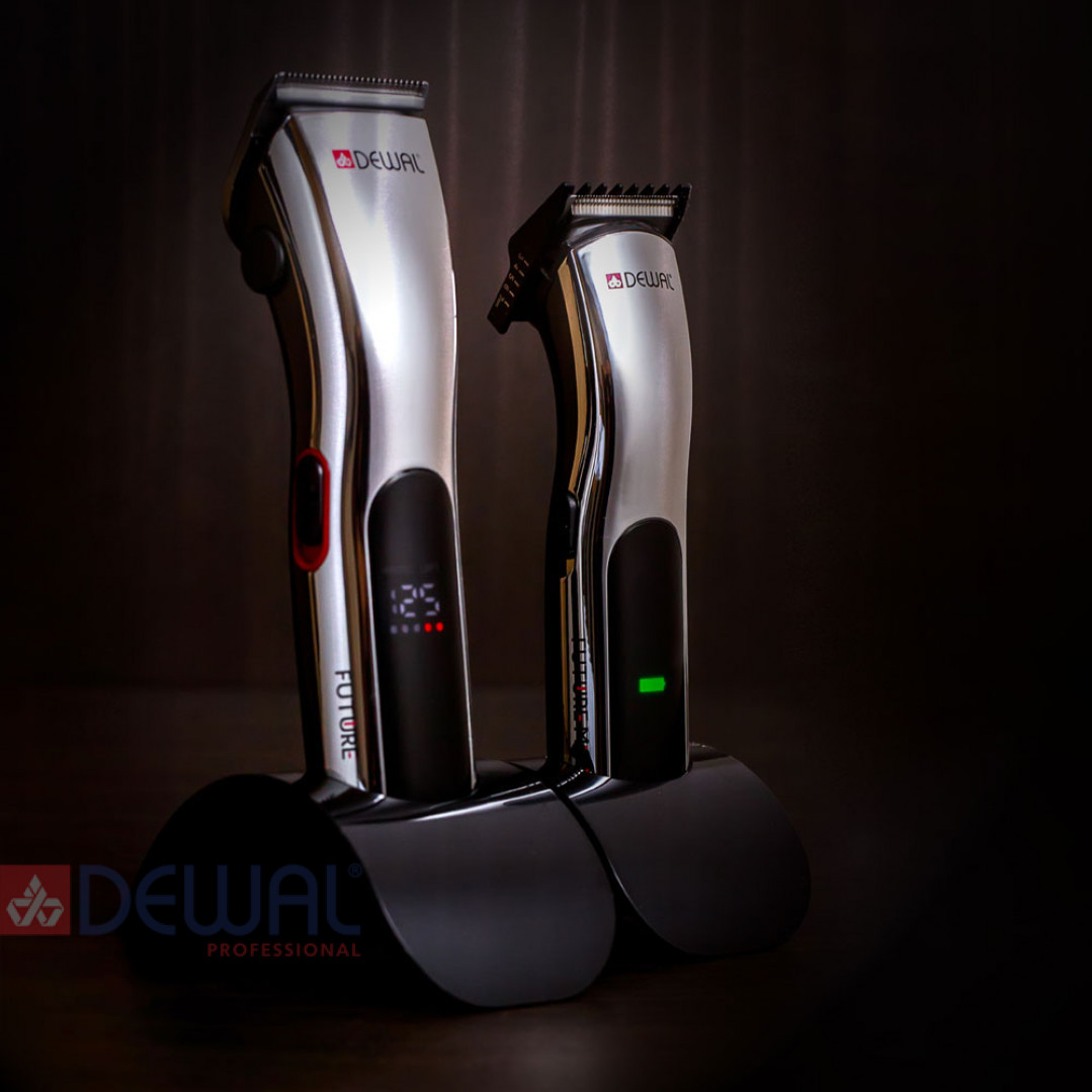 Машинка для стрижки окантовочная (0,4 мм) FUTURE MINI DEWAL 03-816