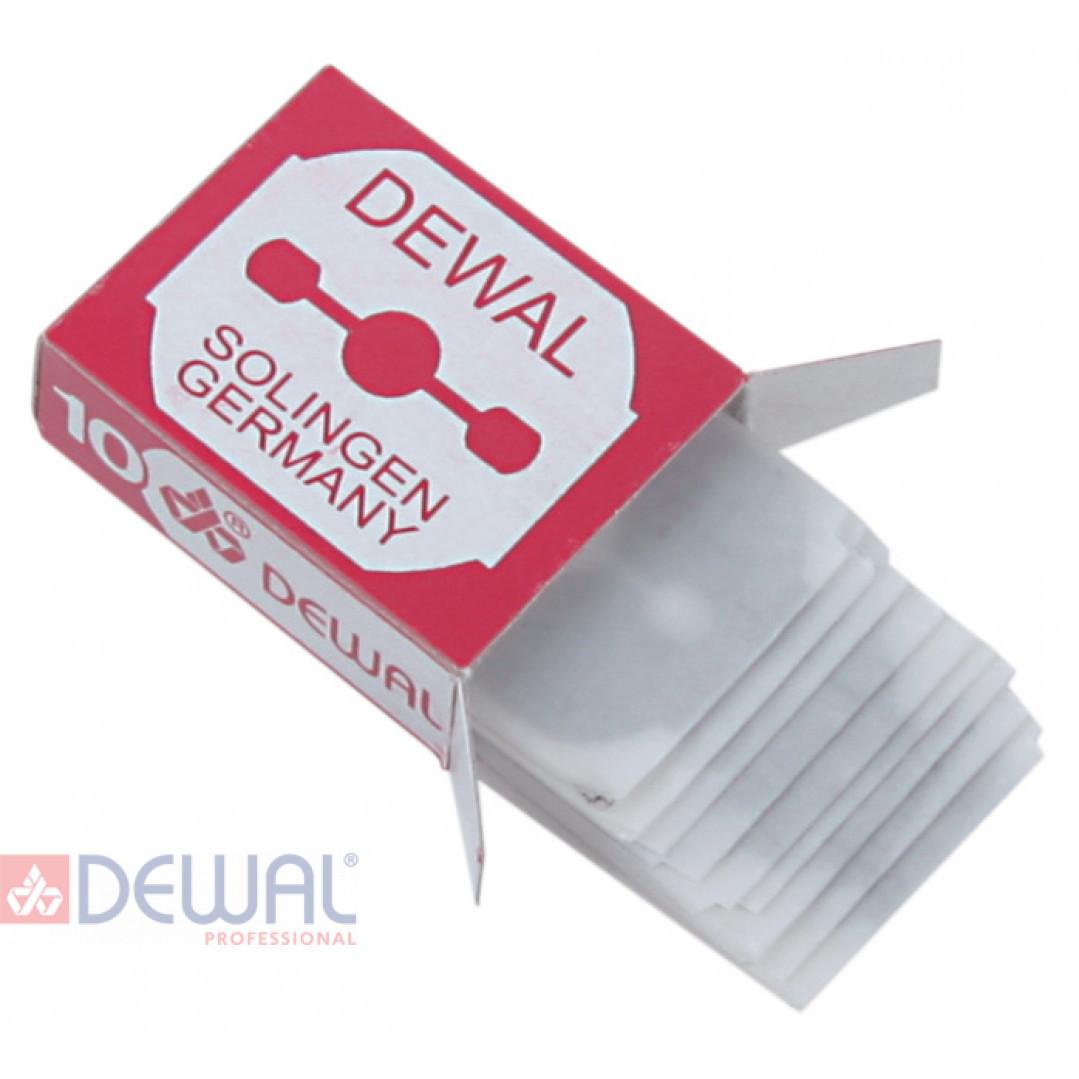 Лезвия (10 лезвий в коробочке) DEWAL 310