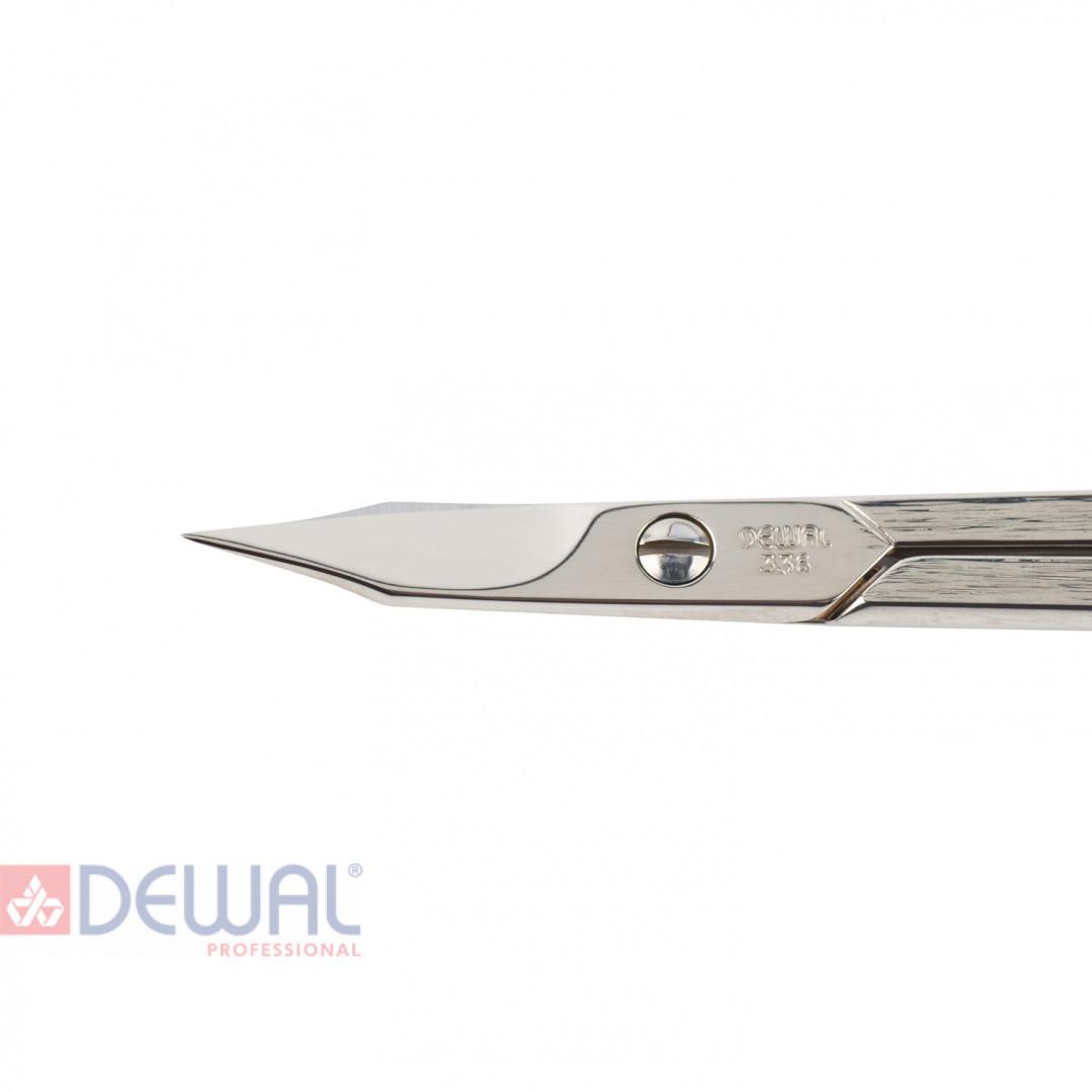 Ножницы для ногтей, никель DEWAL 336