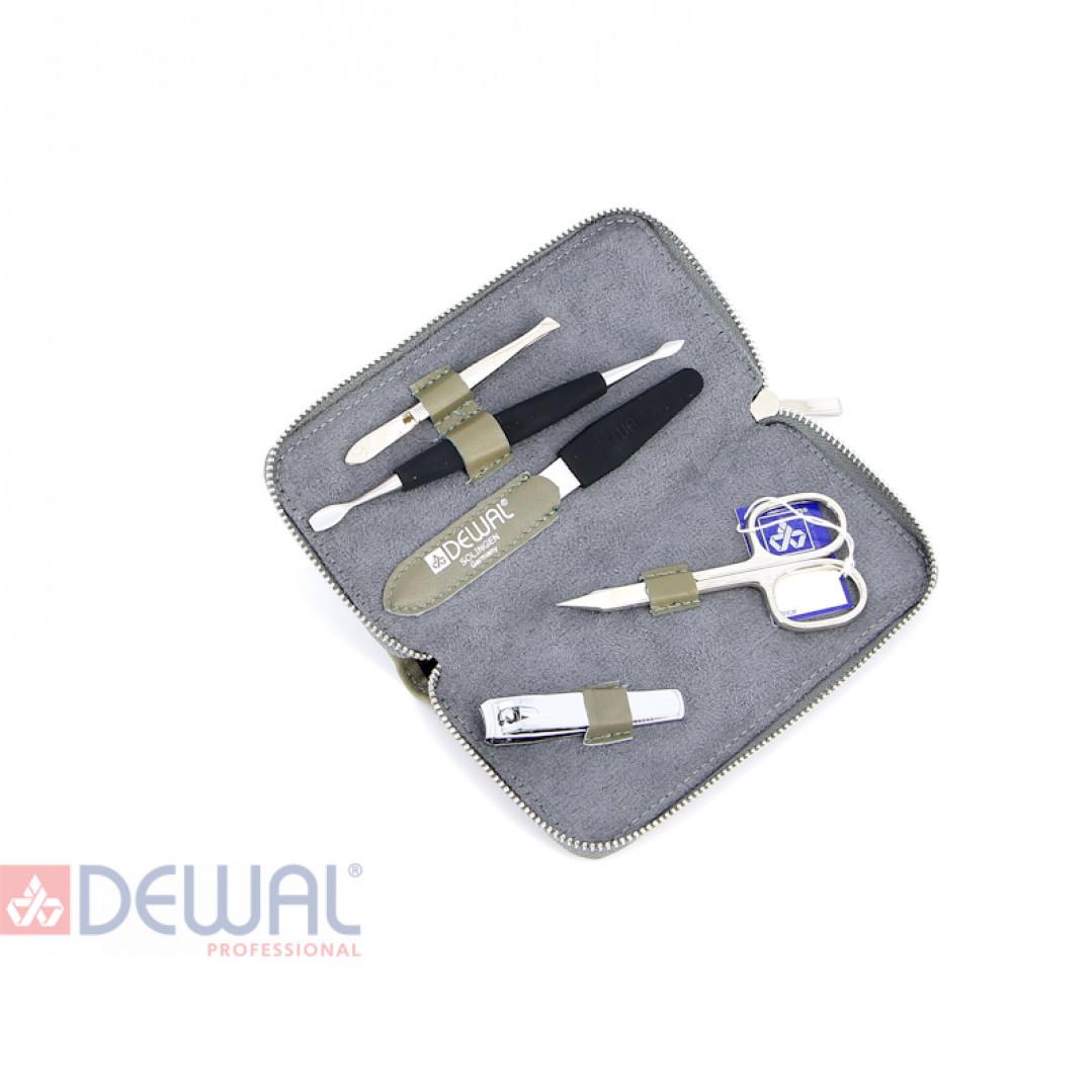 Маникюрный набор 5 предметов DEWAL 501GR*