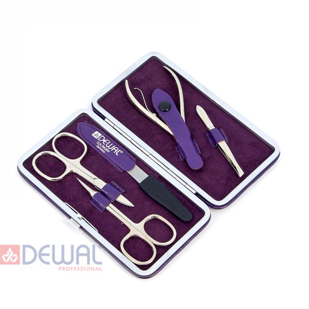 Маникюрный набор 5 предметов DEWAL 503VL