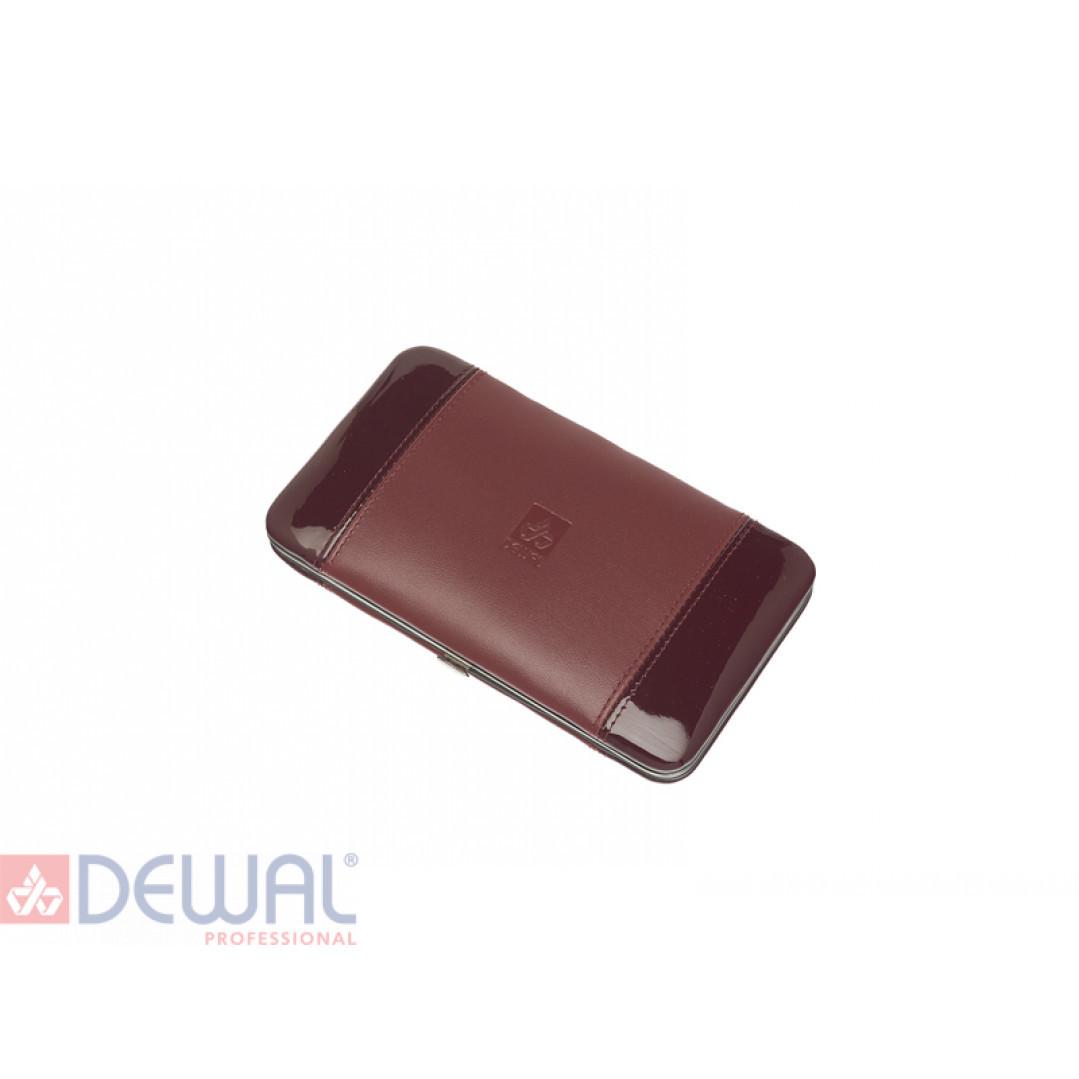 Маникюрный набор 7 предметов DEWAL 504DR