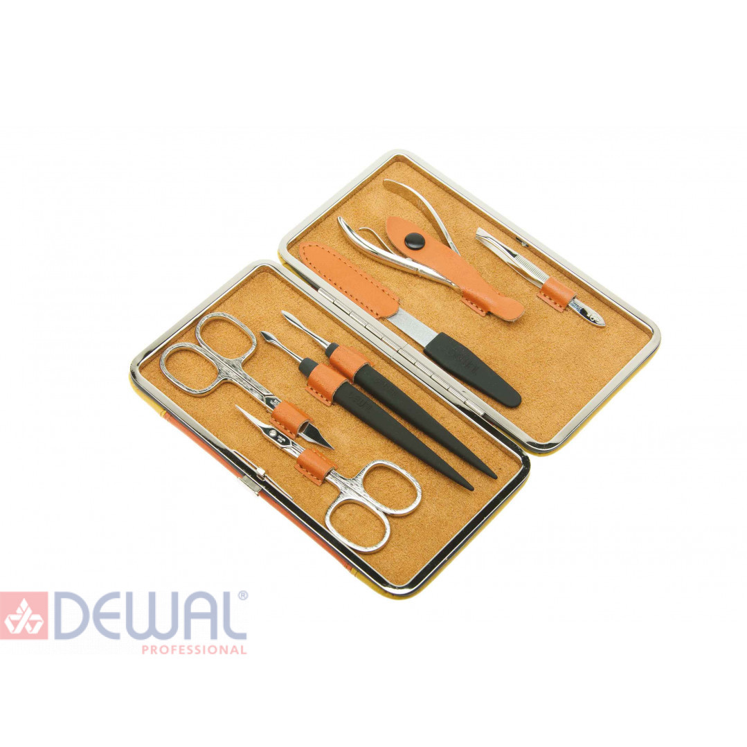 Маникюрный набор 7 предметов DEWAL 504YO*