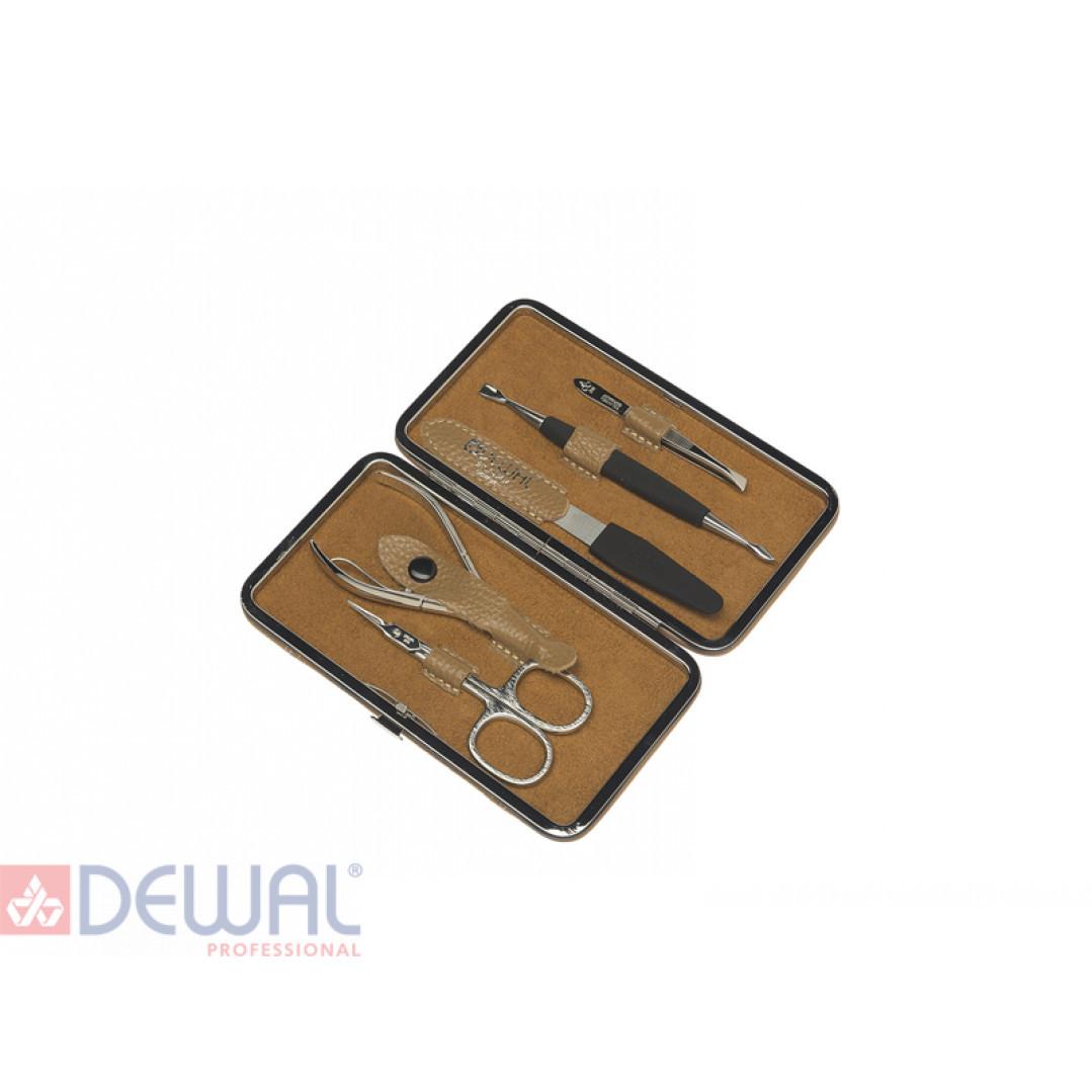 Маникюрный набор 5 предметов DEWAL 505EB*