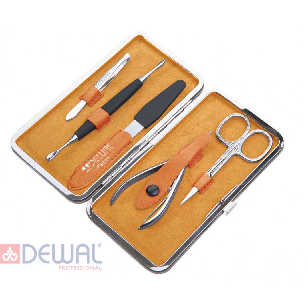 Маникюрный набор 5 предметов DEWAL 505YO