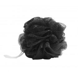 Мочалка для тела (50 гр.) чёрная DEWAL BEAUTY BCS-50BK