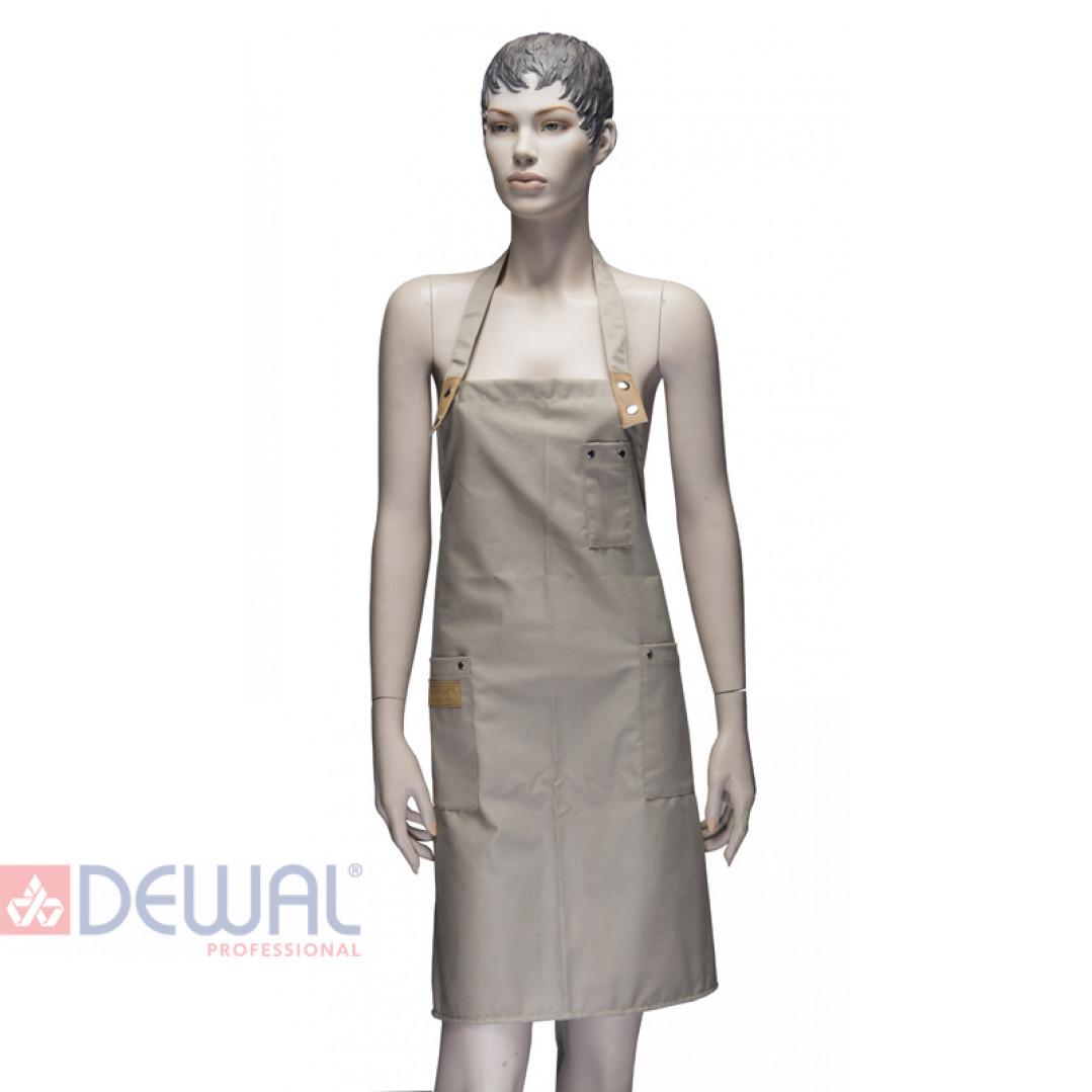 Фартук мастера для стрижки DEWAL BP09003