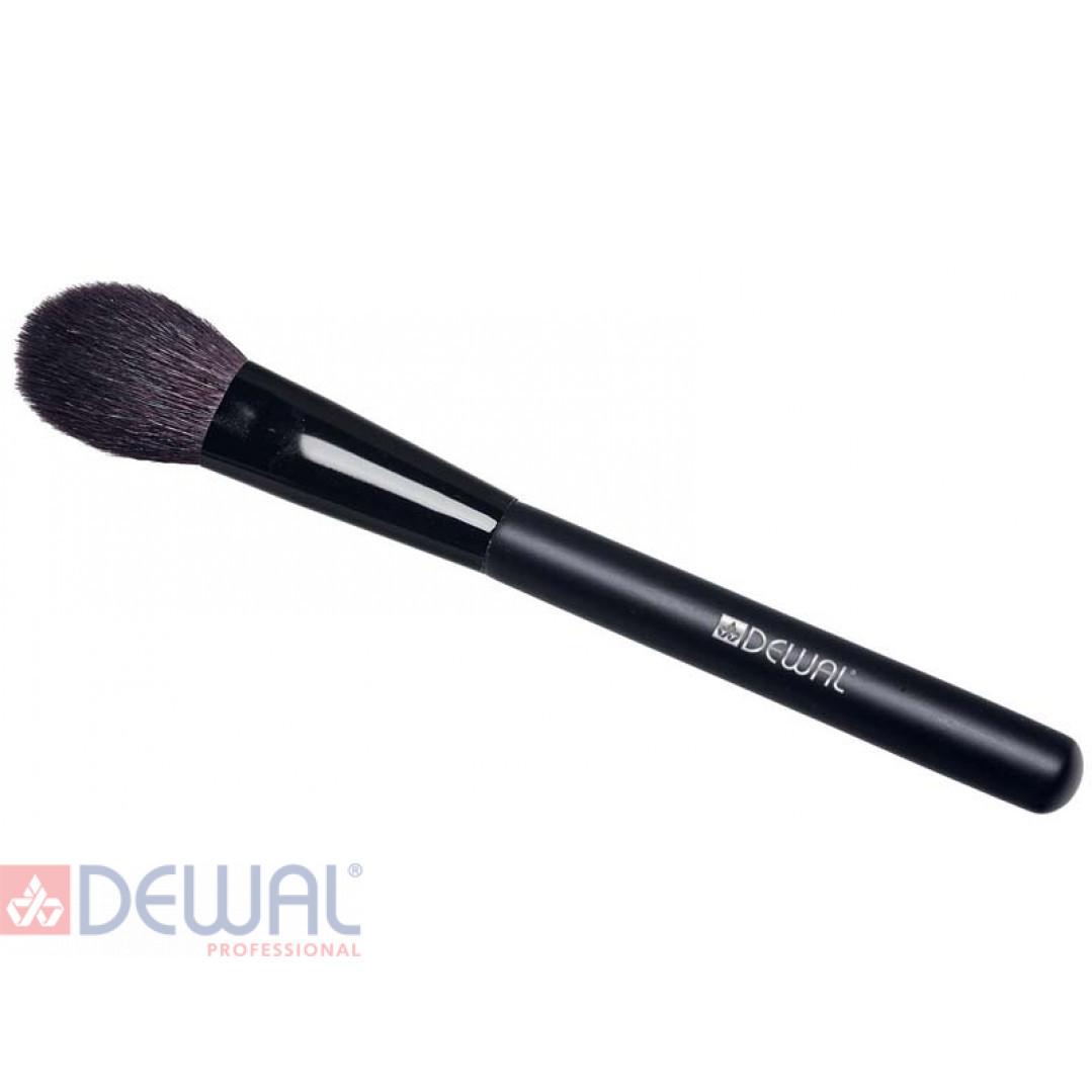Кисть для румян 16 см DEWAL BR-507