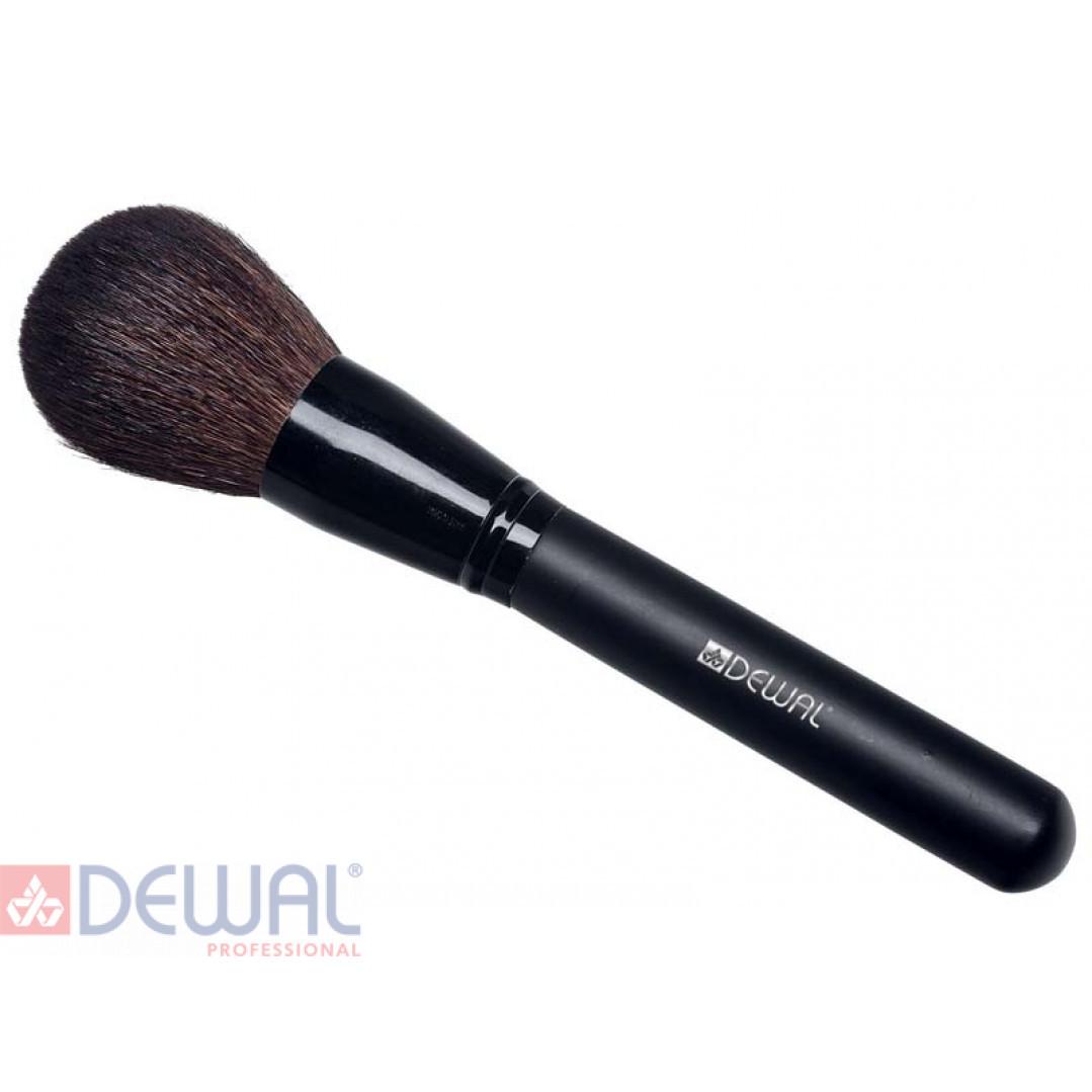 Кисть для пудры 19 см DEWAL BR-513