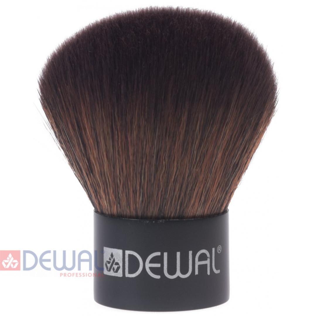 Мини-кисть Кабуки для пудры 6 см DEWAL BR-515