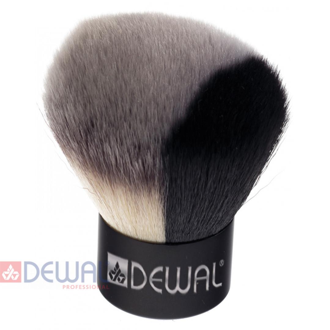 Кисть Кабуки для пудры скошенная 6 см DEWAL BR-528