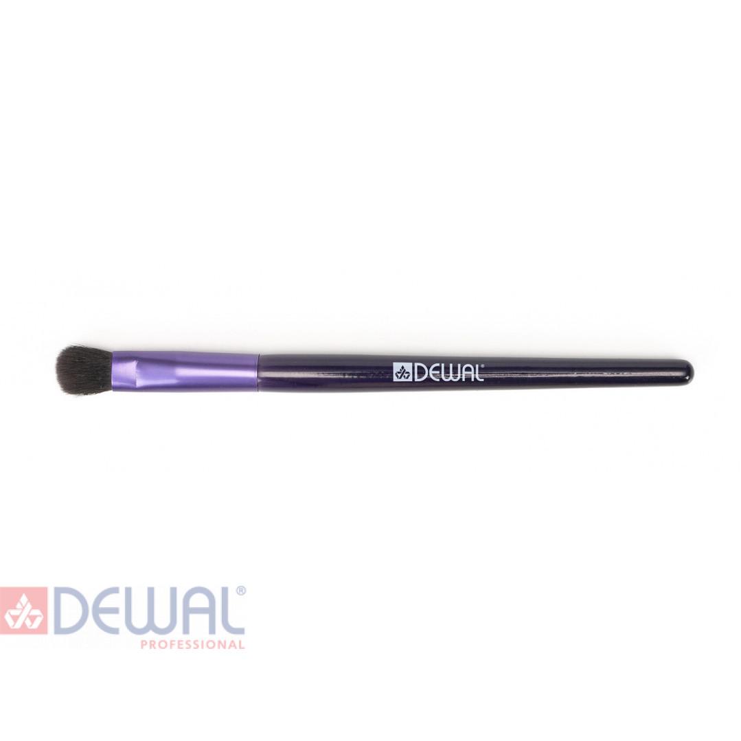 Кисть для нанесения теней 13 см DEWAL BR-539