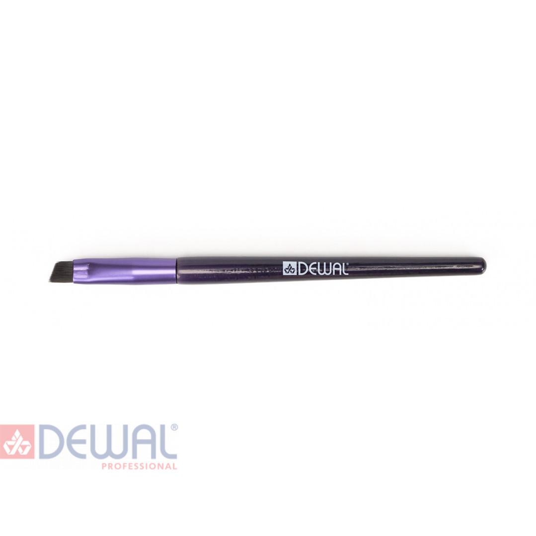 Кисть для бровей 12,5 см DEWAL BR-541