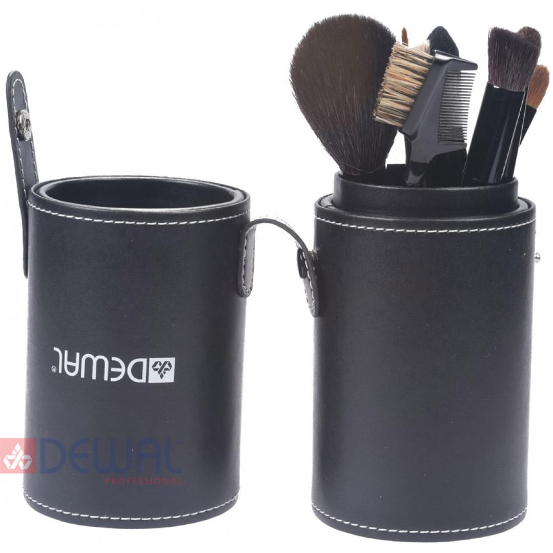 Футляр для макияжных кистей, 20 см DEWAL C-708
