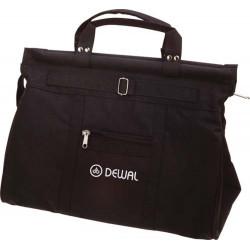 Сумка-саквояж для парикмахерских инструментов DEWAL C6-02 black