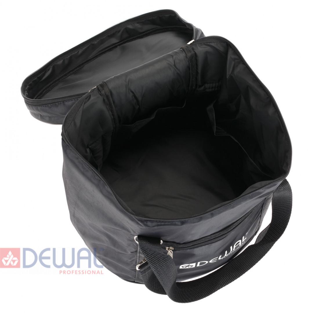 Сумка для парикмахерских инструментов DEWAL C6-07 black
