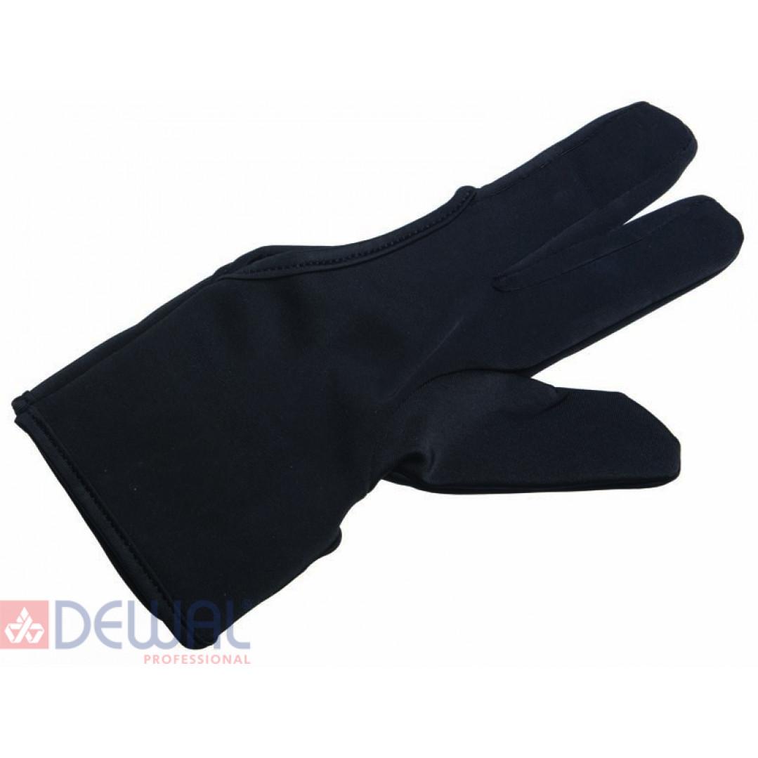 Перчатка для защиты пальцев рук,при работе с горячими парикмахерскими инструментами. DEWAL CA-3505