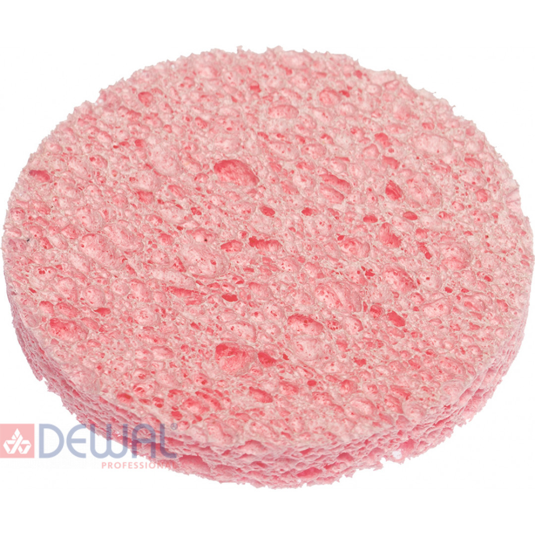 Спонж для снятия макияжа (3 шт) DEWAL BEAUTY CE-608