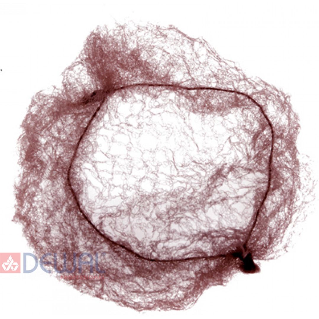Сеточка-паутинка малая темно-коричневая (2 шт.) DEWAL CE054