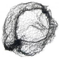 Сеточка-паутинка большая черная (2 шт.) DEWAL CE100