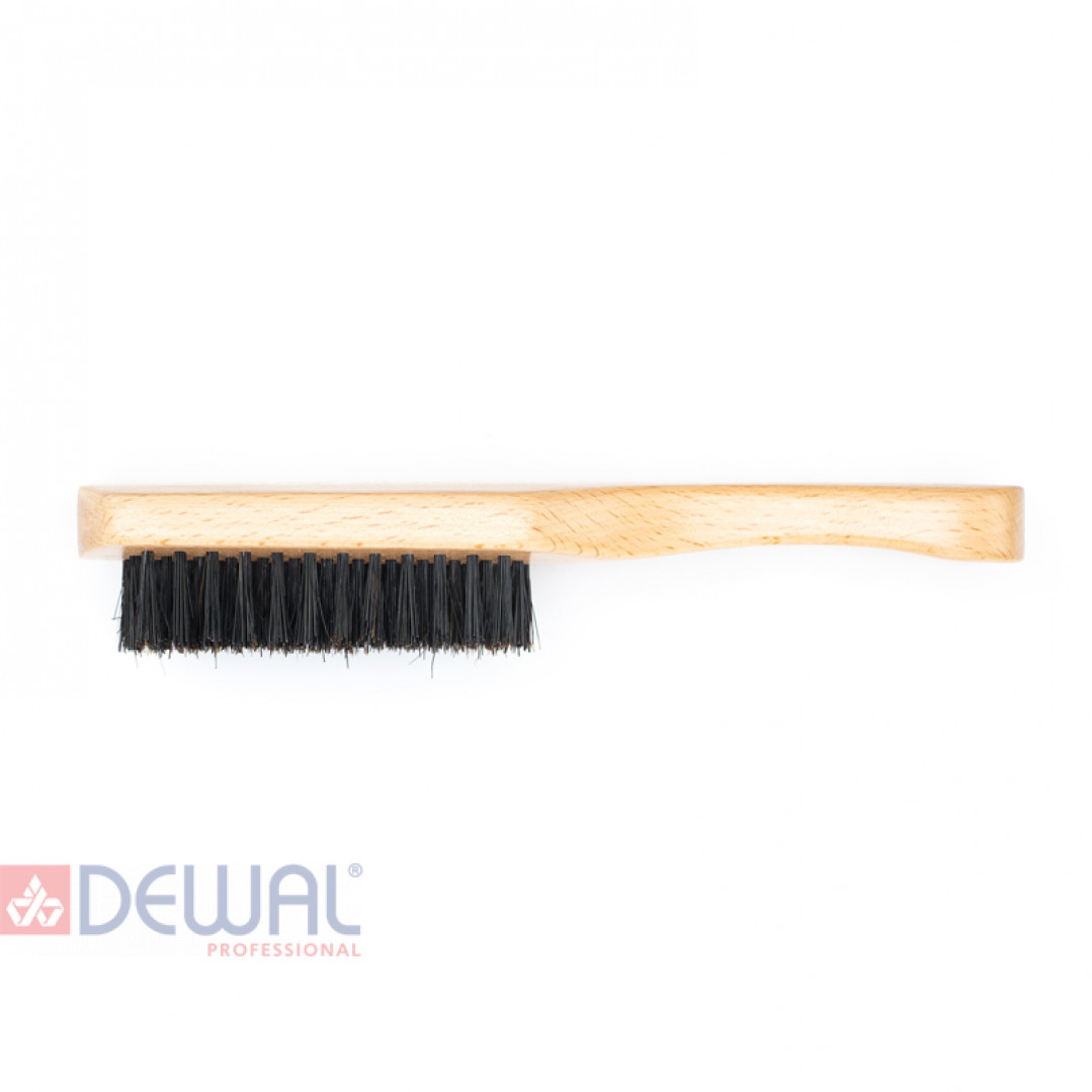 Щетка для укладки волос и бороды BARBER STYLE DEWAL CO-28