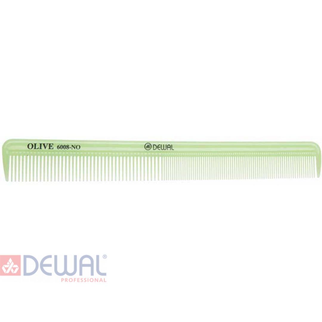 Расческа рабочая OLIVE DEWAL CO-6008-OLIVE