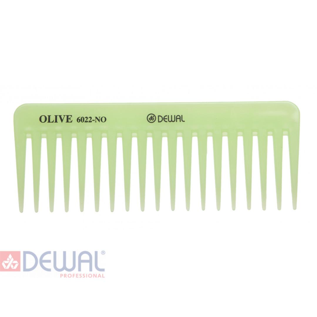 Гребень OLIVE DEWAL CO-6022-OLIVE