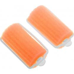 Бигуди поролоновые оранжевые d 38 мм x 70 мм (10 шт) DEWAL BEAUTY DBP38