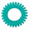 """Резинки для волос """"Пружинка"""" цвет светло-зеленый (3 шт) DEWAL BEAUTY DBR017"""