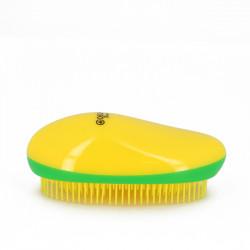 Щетка массажная овальная для легкого расчесывания волос DEWAL BEAUTY DBT-03