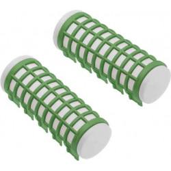 Бигуди термо зеленые d 23 мм x 68 мм (6шт) DEWAL BEAUTY DBTR23