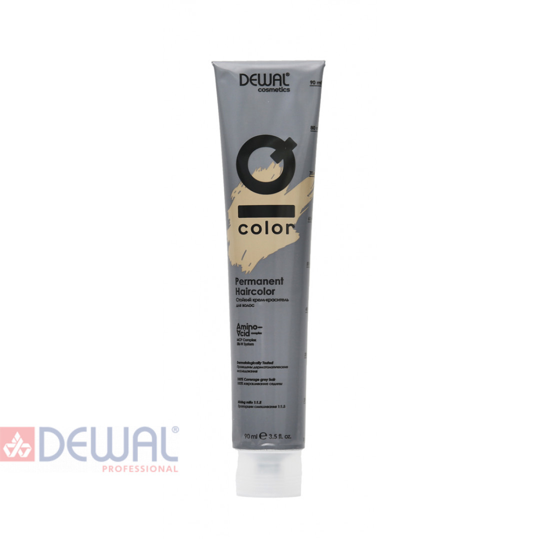 10.0 Краситель перманентный IQ COLOR, 90 мл DEWAL Cosmetics DC10.0