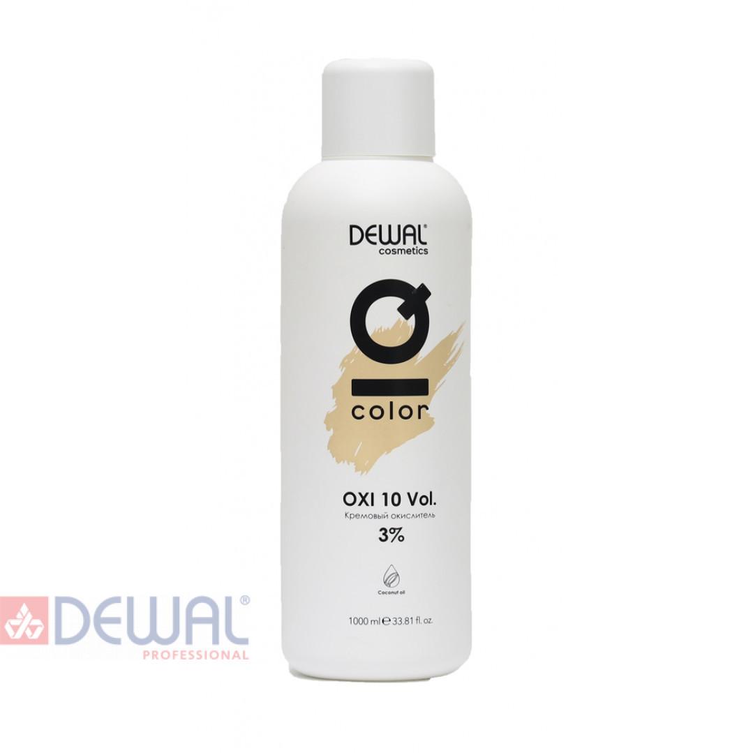 Кремовый окислитель IQ COLOR OXI 3%, 1 л DEWAL Cosmetics DC20402