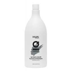 Технический шапунь IQ POST COLOR Тechnical shampoo, 1500 мл DEWAL Cosmetics DC40001