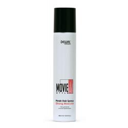 Лак для волос сильной фиксации Movie Style Finish hair spray Strong Moscow, 400 мл DEWAL Cosmetics DC50002